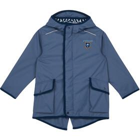 Finkid Pikku Majakka Rainparka Kids blue mirage/majolica